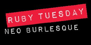 Ruby Tuesday Neo Burlesque Logo